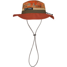 Buff Booney Casquette, nomad rusty